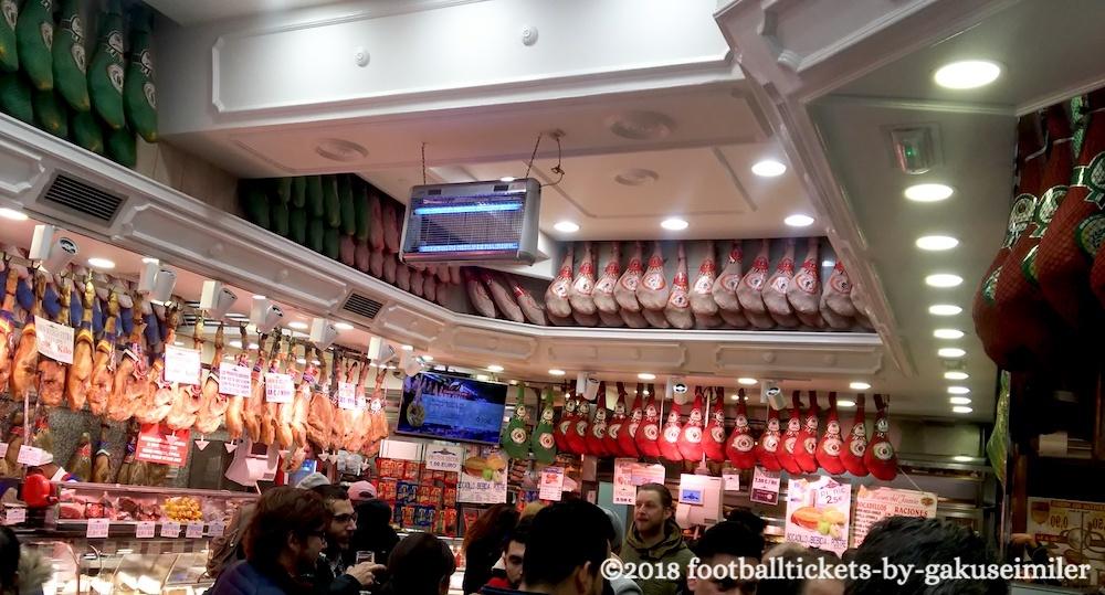 【ビール2杯と生ハムで3.9ユーロ!!】生ハムを超お手頃に食べられるマドリードの名店「Museo del Jamon」のアイキャッチ画像