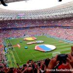 【ロシアワールドカップ ベスト16 スペインvsロシア観戦記】開催国ロシアが大番狂わせを起こした激闘の120分!