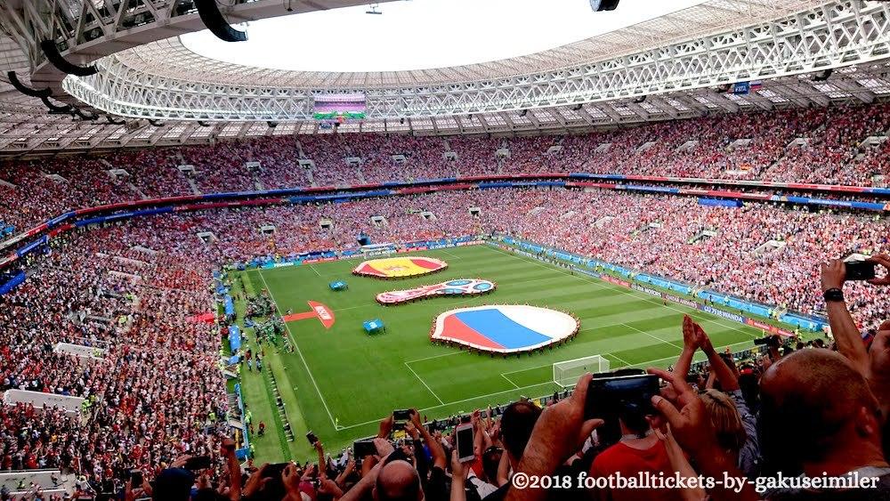 【ロシアワールドカップ ベスト16 スペインvsロシア観戦記】開催国ロシアが大番狂わせを起こした激闘の120分!のアイキャッチ画像
