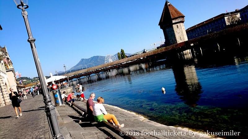 【ルツェルン旅行記】半日観光でも十分楽しめる!スイスの水の都に行ってきたのアイキャッチ画像