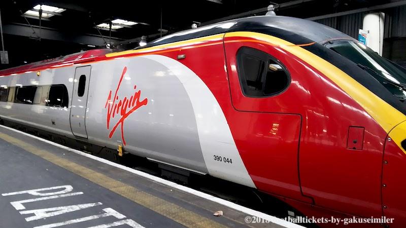 ロンドンからマンチェスター、リバプールへの移動手段「Vergin Trains(ヴァージン・トレインズ)」のチケット予約方法を解説!のアイキャッチ画像