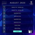 【8月7日再開】2019-20 UEFAチャンピオンズリーグ(CL)日程&大会フォーマットの変更点について徹底解説!