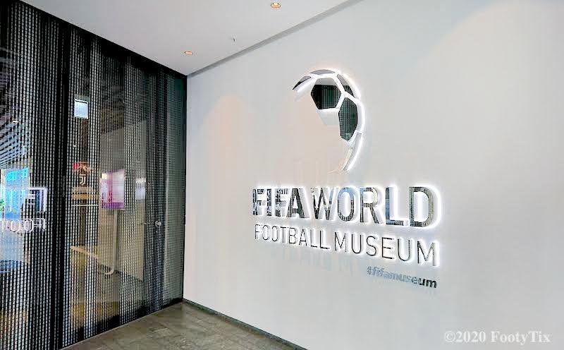 FIFAワールドフットボールミュージアムに行ってきた!アクセス/入場料金/営業時間についても解説のアイキャッチ画像