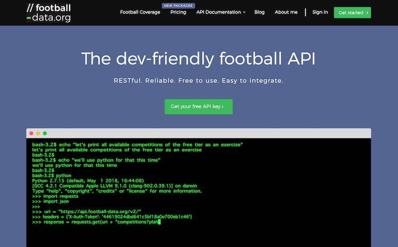無料APIとjQueryで海外サッカーの試合日程・順位表を自動取得する方法のアイキャッチ画像
