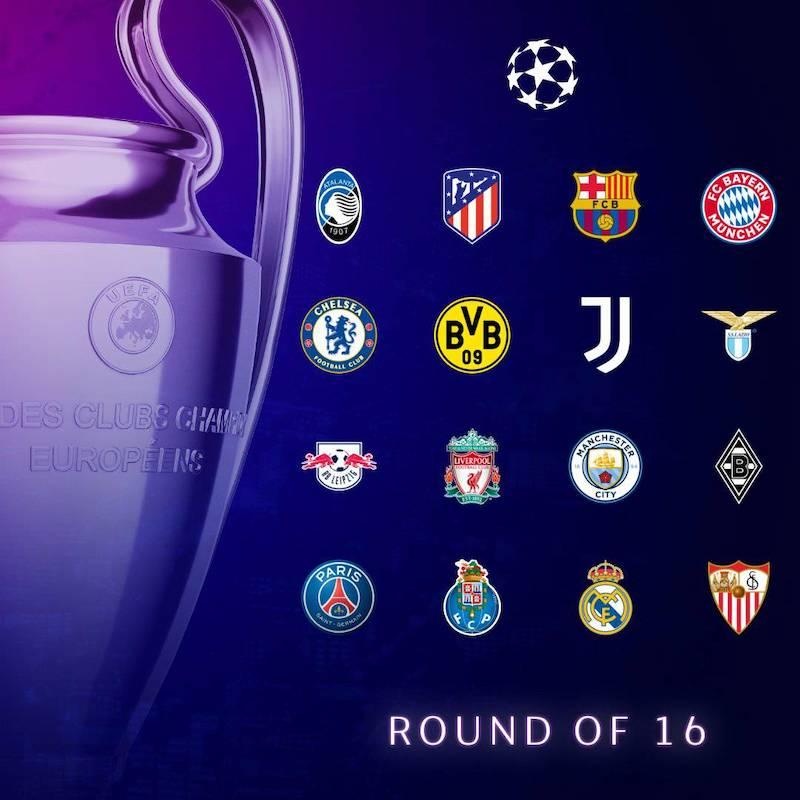 【2020-21】UEFAチャンピオンズリーグ(CL)ベスト16決定!組み合わせ抽選会のルールや放送について徹底解説!のアイキャッチ画像
